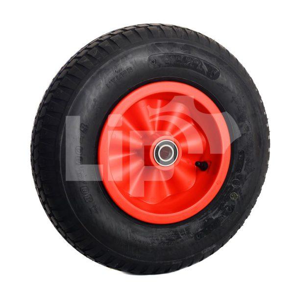 Bergskelter wiel 30 x 30 mm vierkant aandrijfwiel 4.80/4.00-8