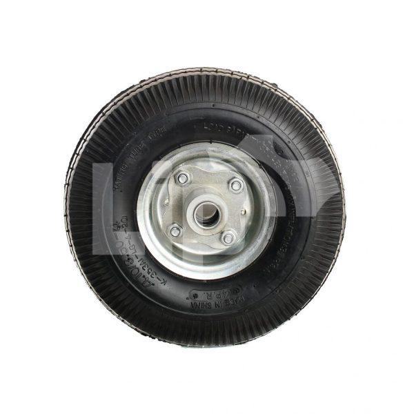 Bolderkarwiel 4.10/3.50-4 350×10 16 mm Ø