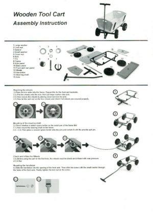 Handleiding montage bolderkar
