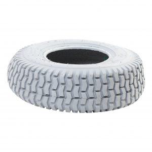 Buitenband 13x5.00-6 grijs. Geschikt voor een scootmobiel