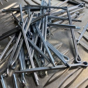 Splitpen 2,5×40 Din 94 voor wiel bevestigen