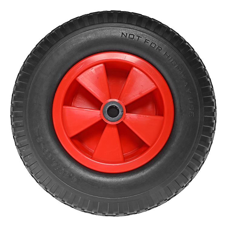 Anti lek wiel voor skelterwiel / boottrailer 4.80/4.00-8
